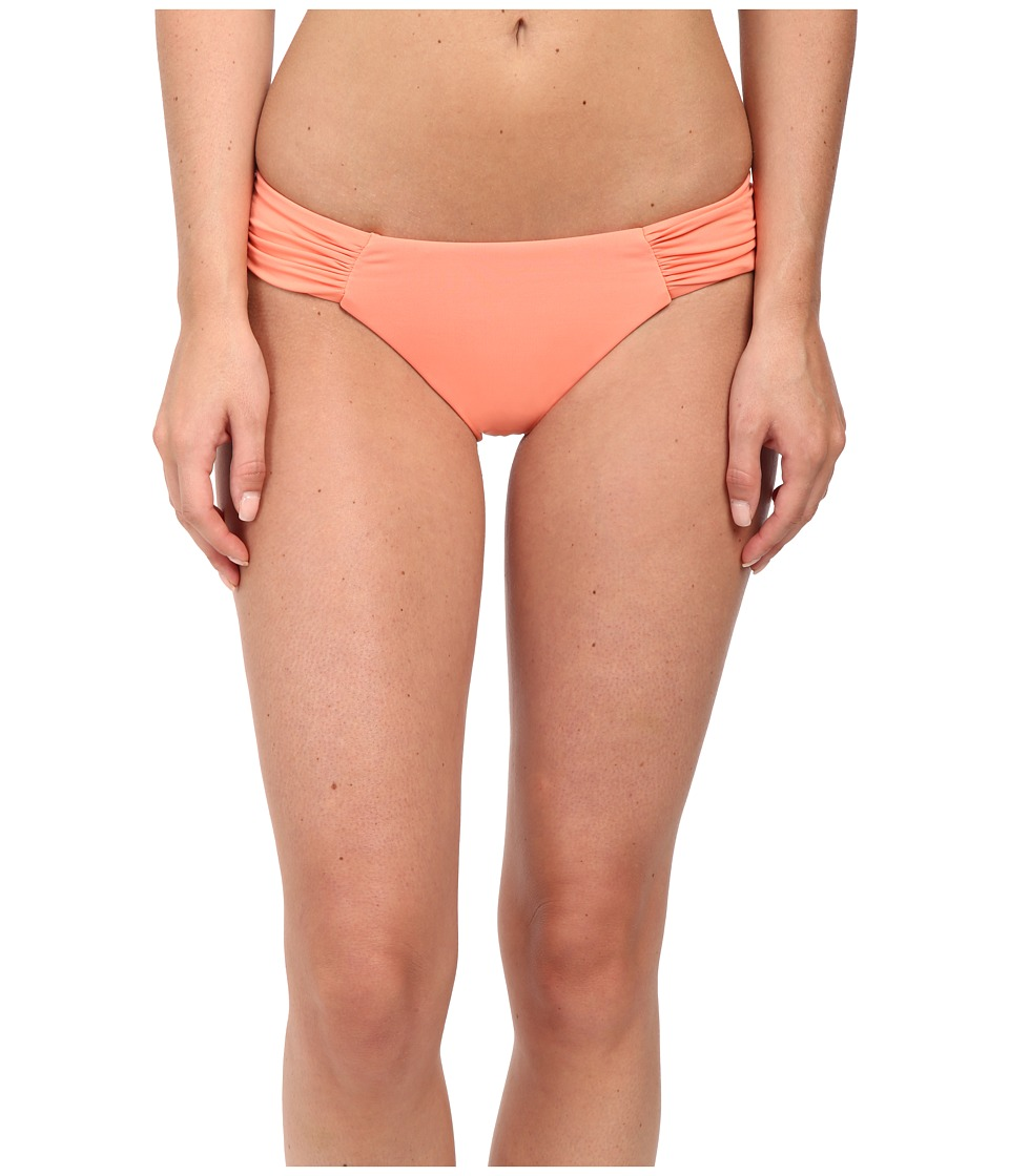 Roxy - Base Girl Swim Bottoms (Sunkissed Coral) Women's Swimwear
