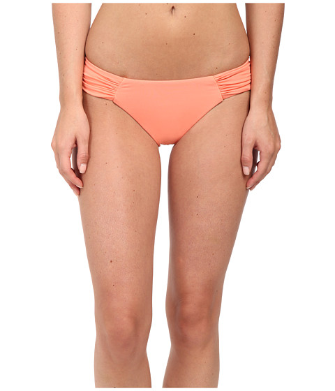 Roxy - Base Girl Swim Bottoms (Sunkissed Coral) Women