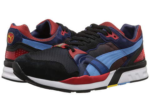 PUMA - Trinomic XT2 X Whiz Ltd (Black/High Risk Red) Men