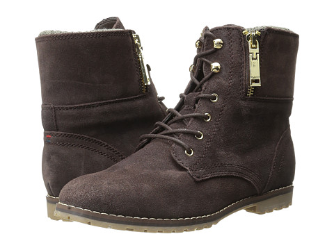 Tommy Hilfiger - Minny (Roast Espresso) Women's Lace-up Boots