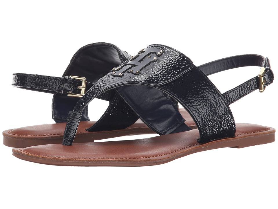 Tommy Hilfiger - Laney (Marine/Marine) Women's Sandals
