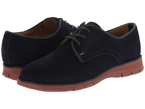 Tommy Hilfiger - Taxi (Blue Suede) Women