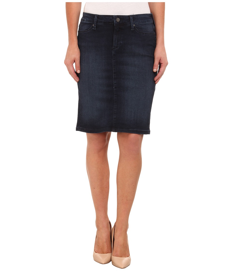 Mavi Jeans - Kitty in Midnight Tribecca (Midnight Tribecca) Women's Skirt