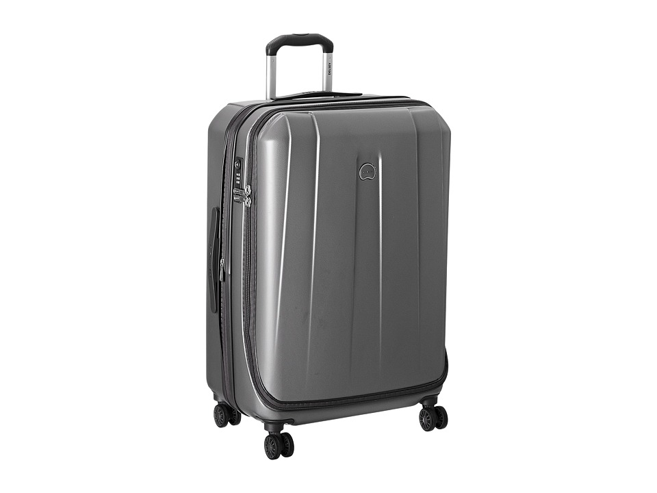 Delsey - Helium Shadow 3.0-25 Expandable Spinner Suiter Trolley (Platinum) Luggage