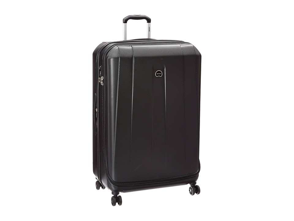 Delsey - Helium Shadow 3.0-29 Expandable Spinner Suiter Trolley (Black) Luggage