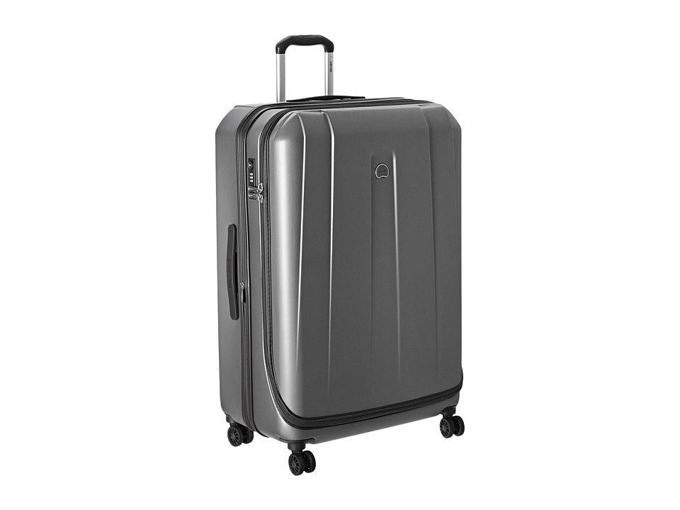Delsey - Helium Shadow 3.0-29 Expandable Spinner Suiter Trolley (Platinum) Luggage