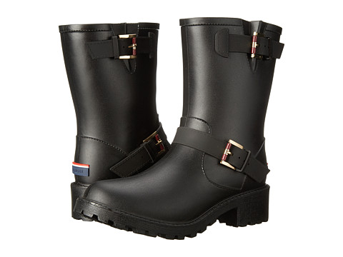 Tommy Hilfiger - Dew (Black) Women's Boots
