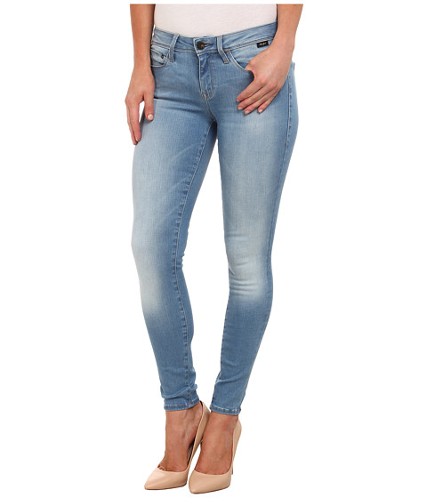 Mavi Jeans - Alexa Ankle in Light Gold Reform Popstar (Light Gold Reform Popstar) Women