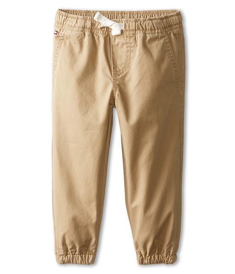 Tommy Hilfiger Kids - Pull On Pants (Toddler/Little Kids) (Tommy Hilfiger Chino) Boy