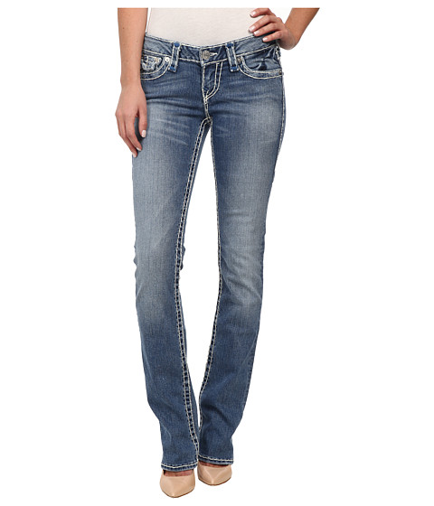 True Religion - Billy Brights Jeans in Blue (Blue) Women's Jeans