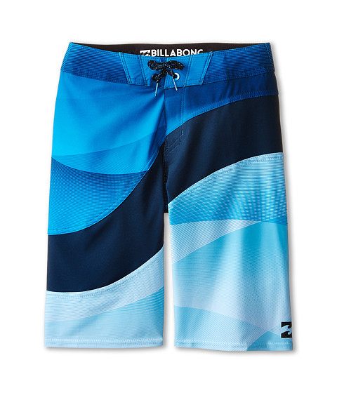 Billabong Kids - Pulse X Boardshorts (Big Kids) (Blue) Boy