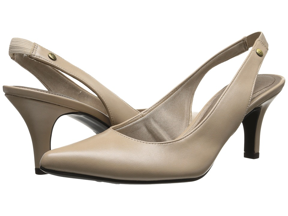 LifeStride - Shena (Tender Taupe) High Heels