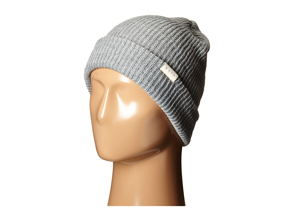 Neff - Mountain Beanie (Grey) Beanies