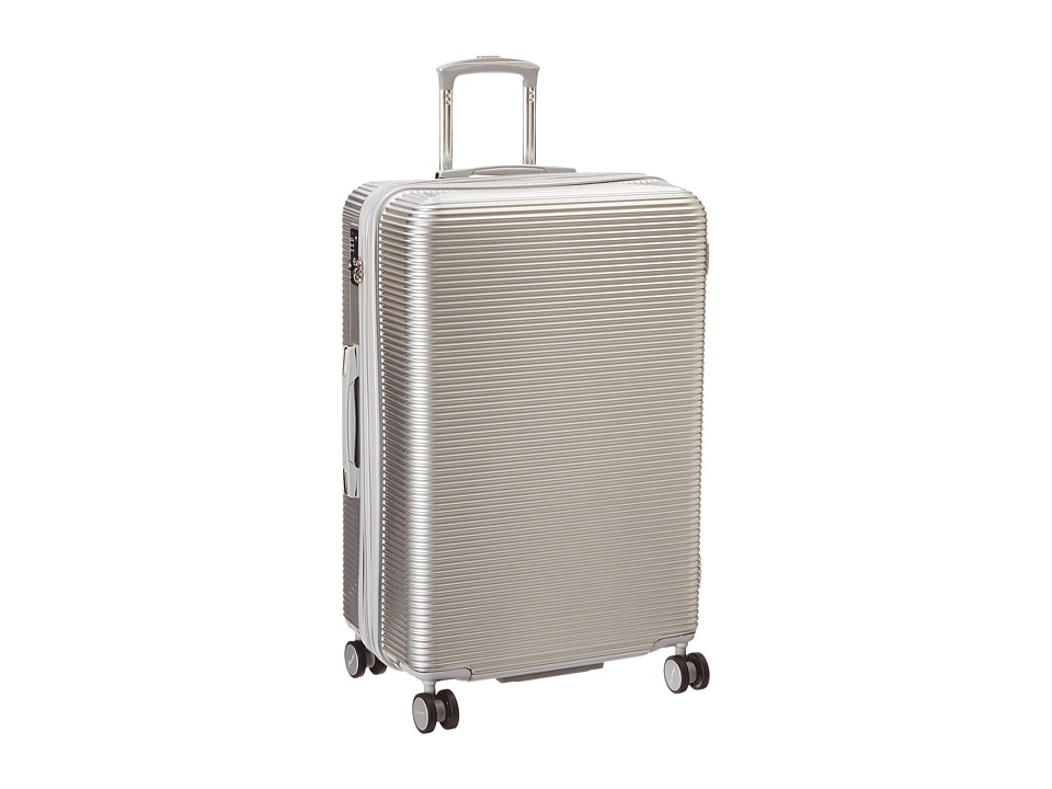 Kenneth Cole Reaction - Sudden Impact - 28 Expandable 8-Wheel Upright Pullman (Light Silver) Pullman Luggage
