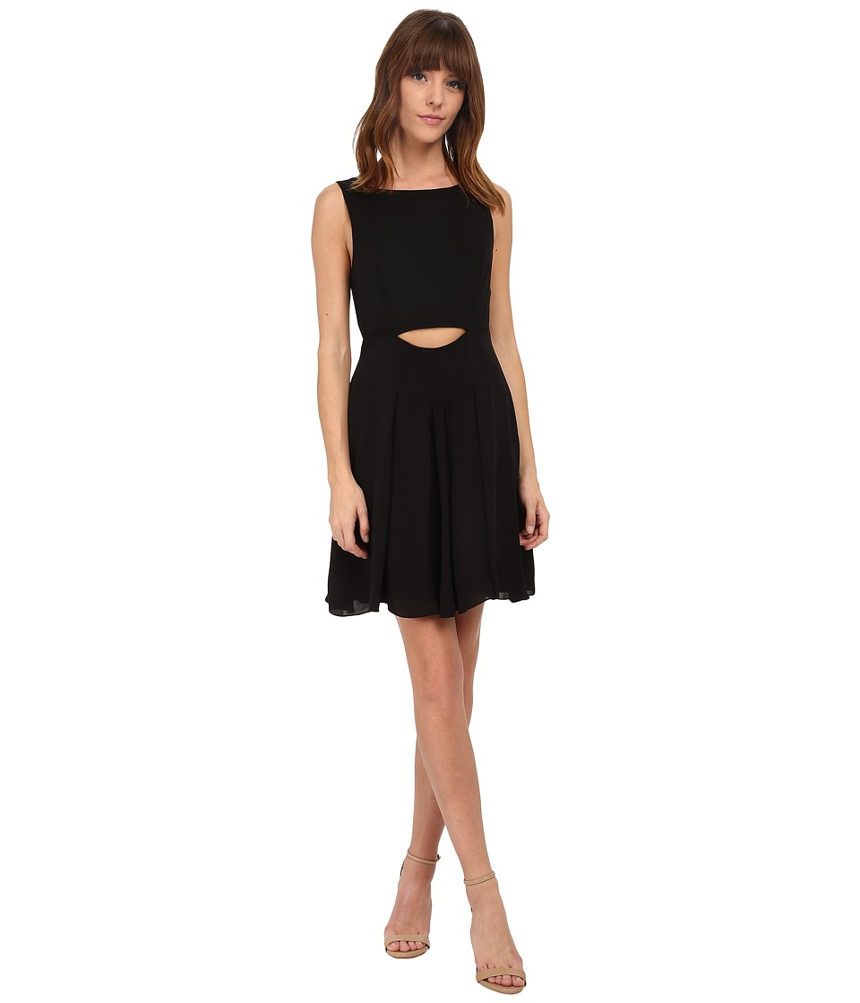 Rebecca Minkoff Francis Dress (Black) Women