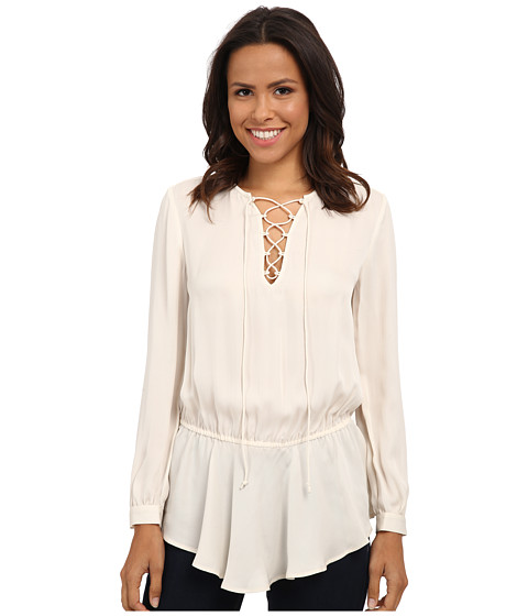 Rebecca Minkoff - North Top (Cream) Women