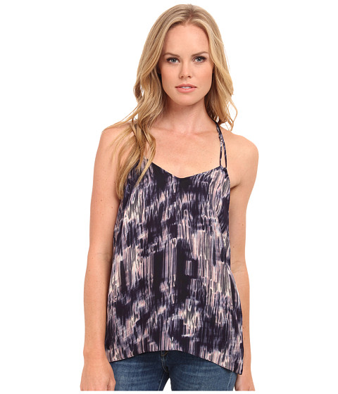 Rebecca Minkoff - Yumi Top (Ikat Multi) Women's Sleeveless