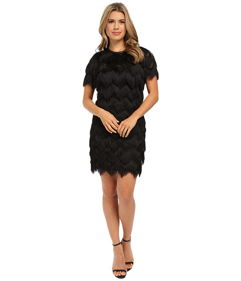 Rebecca Minkoff - Verses Dress (Black) Women