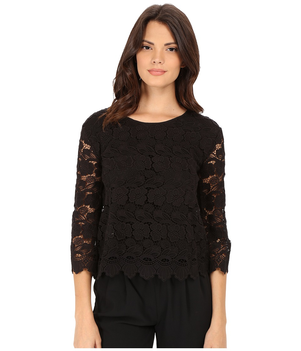 Rebecca Minkoff Rayna Top (Black) Women