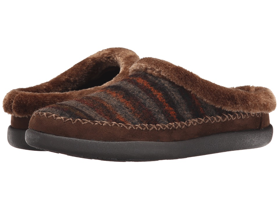 Tempur-Pedic - Convection (Chocolate) Women's Slippers