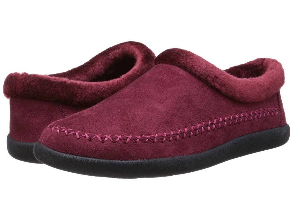 Tempur-Pedic - Conduction (Ruby) Women's Slippers