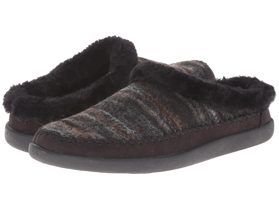 Tempur-Pedic - Convection (Charcoal) Women's Slippers