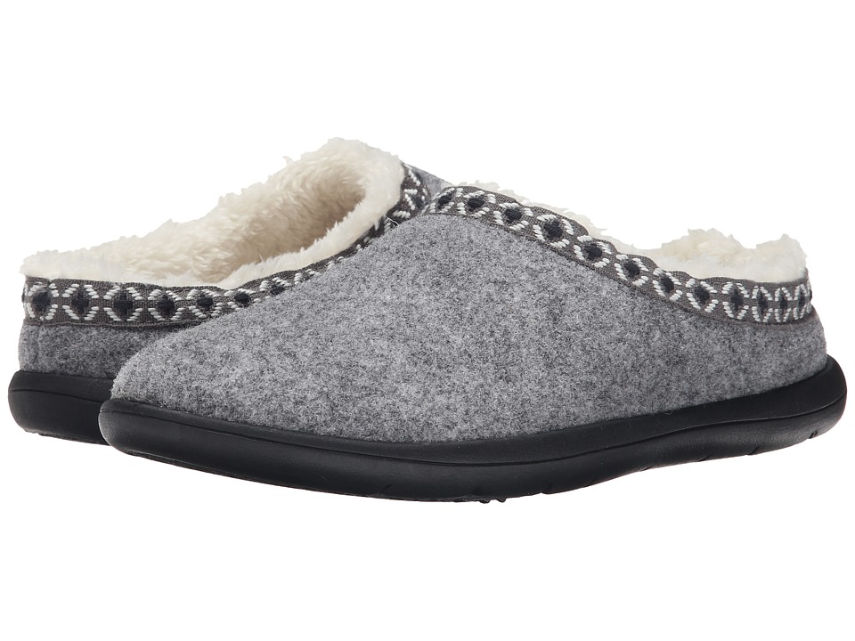 Tempur-Pedic - Subarctic (Gray) Women's Slippers