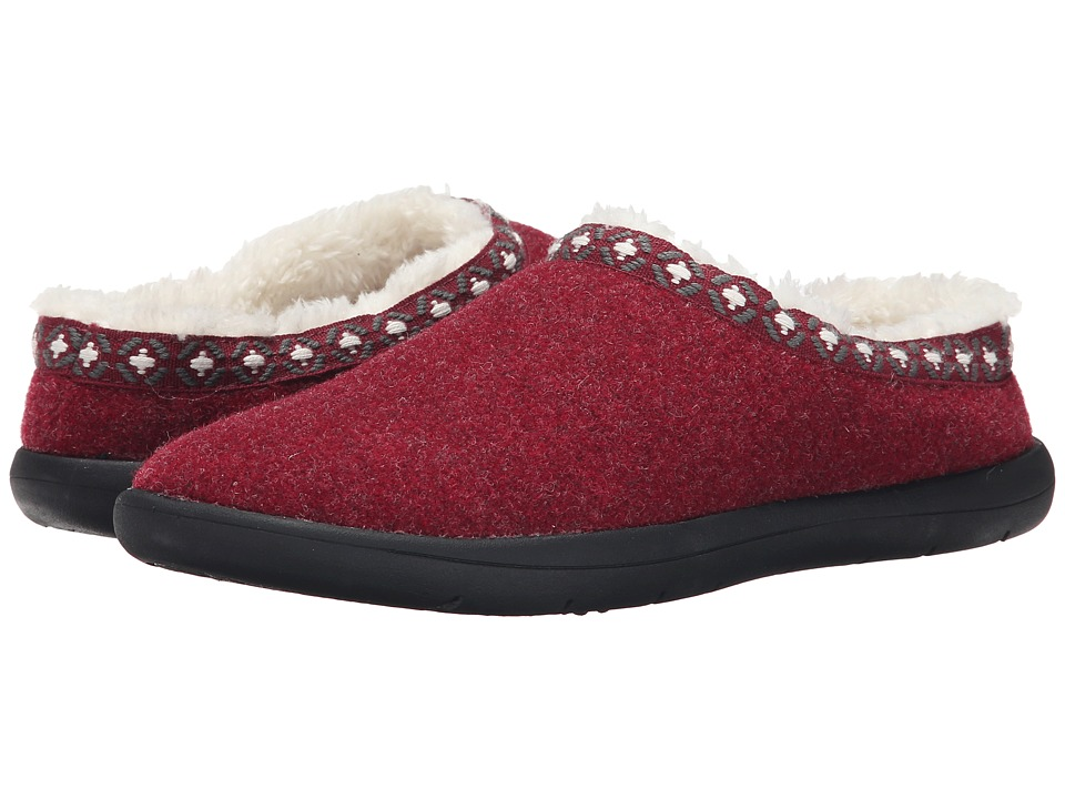 Tempur-Pedic - Subarctic (Ruby) Women's Slippers