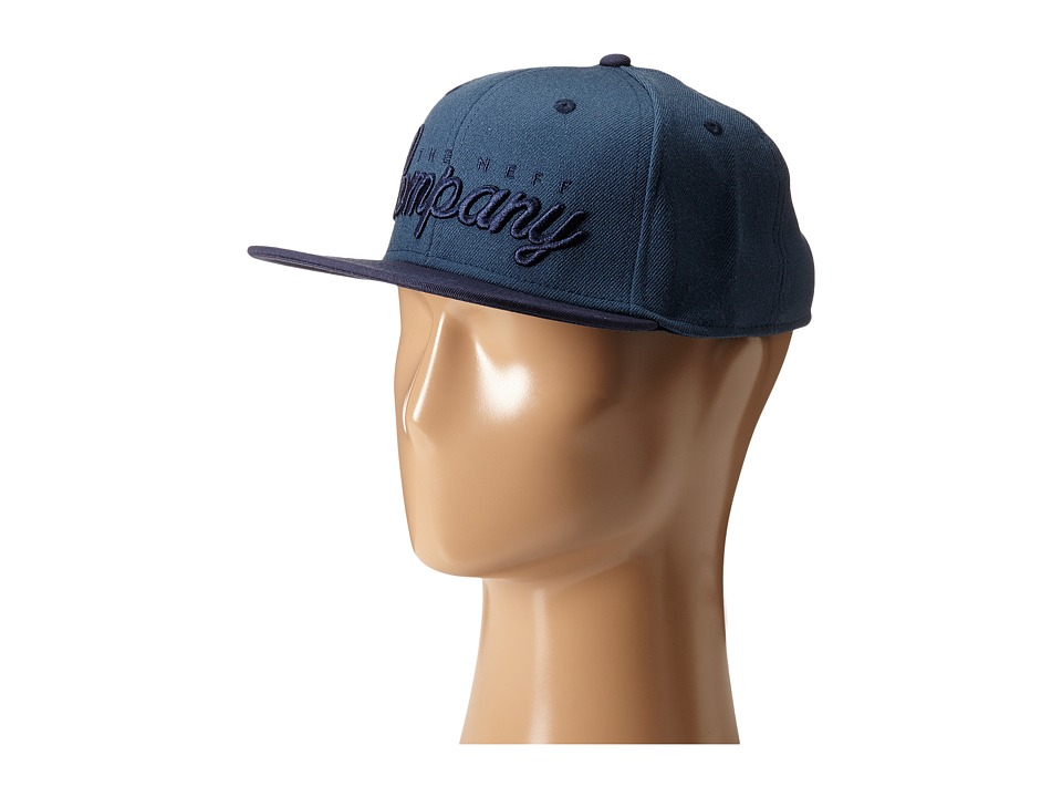 Neff - The Company Cap (Navy) Caps