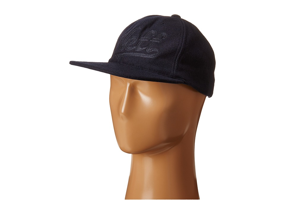 Neff - Subtle Cap (Navy) Caps
