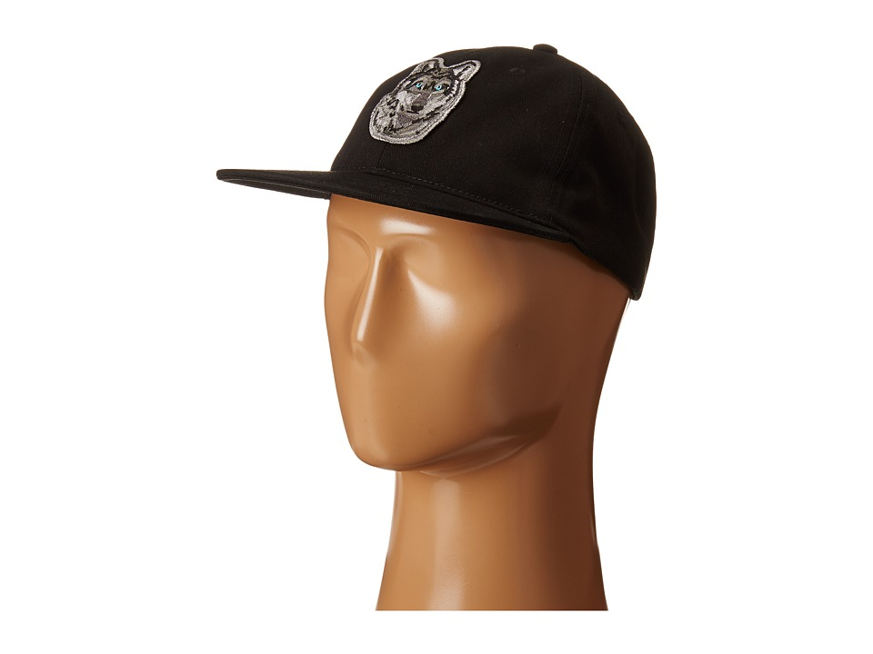 Neff - Up North Cap (Black) Caps