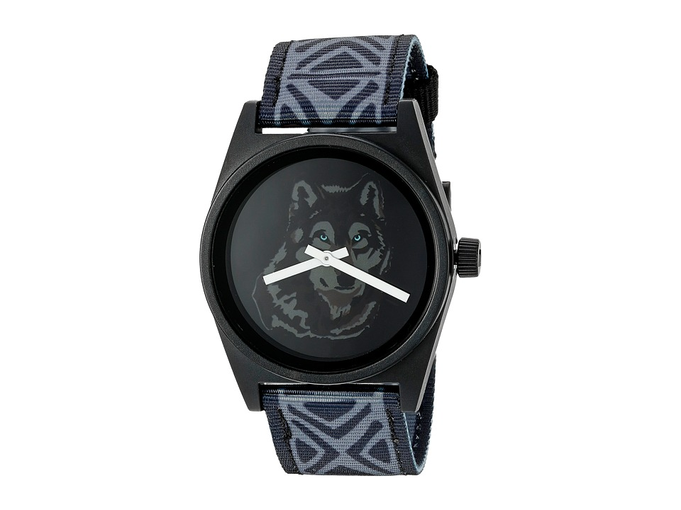 Neff - Daily Woven Watch (Wolf) Watches