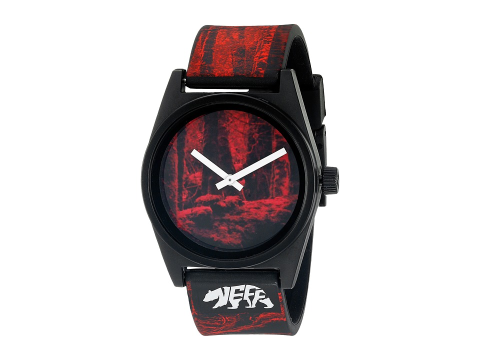 Neff - Daily Wild (Forgotten Maroon) Watches