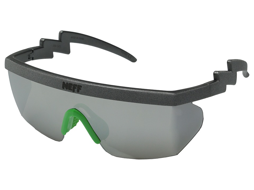 Neff - Brodie Shades (Reflective) Sport Sunglasses