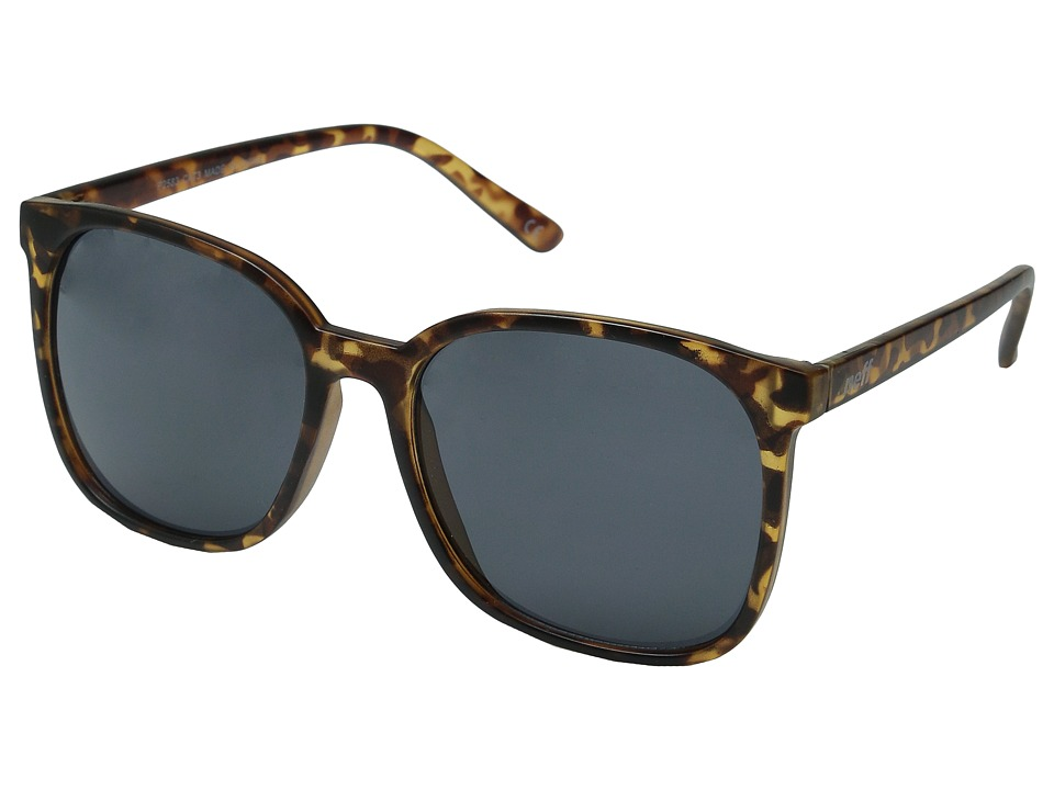 Neff - Jillian Shades (Tortoise) Sport Sunglasses