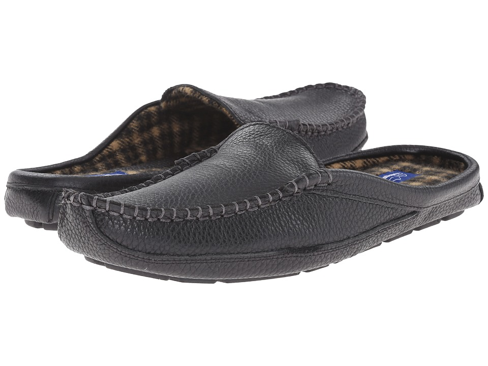 Tempur-Pedic - Accretion (Black) Men's Slippers