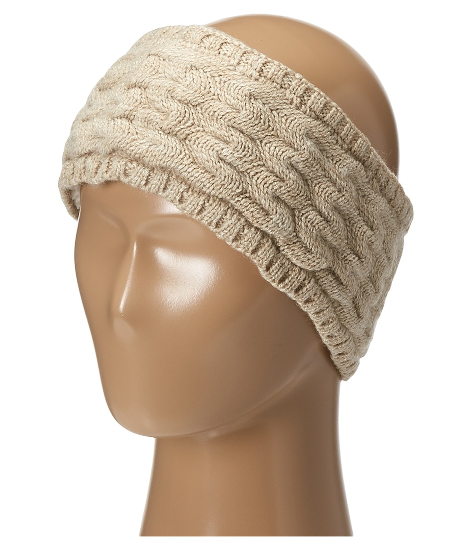 Echo Design - Braid Stitch Headband (Oatmeal Heather) Headband
