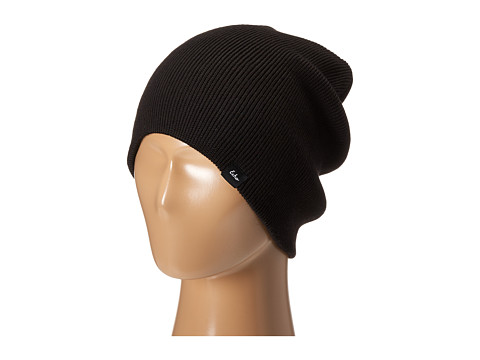 Echo Design - Milk Made Slouchy Hat (Black) Cold Weather Hats