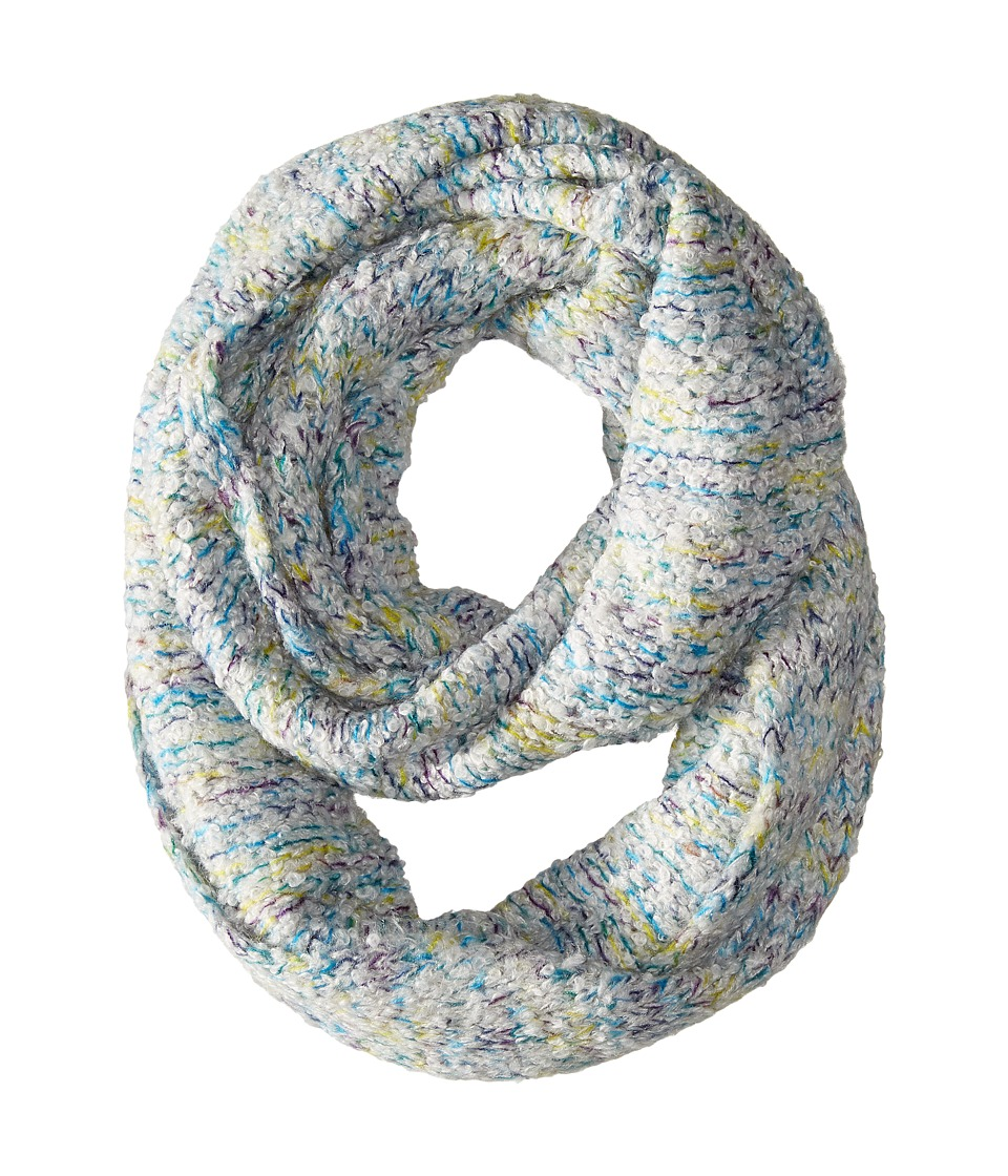 Echo Design - Multicolor Boucle Infinity Ring (Ultra Marine) Scarves