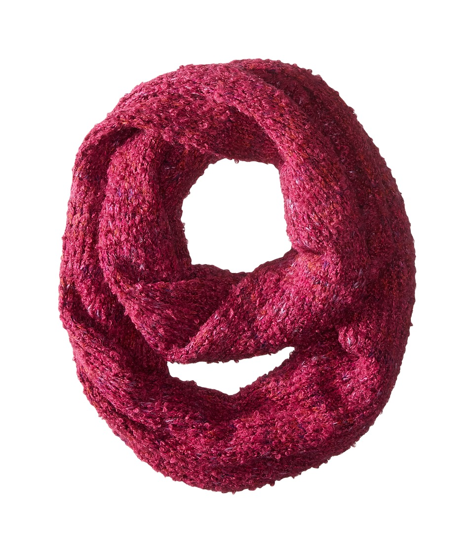 Echo Design - Multicolor Boucle Infinity Ring (Dusty Plum) Scarves