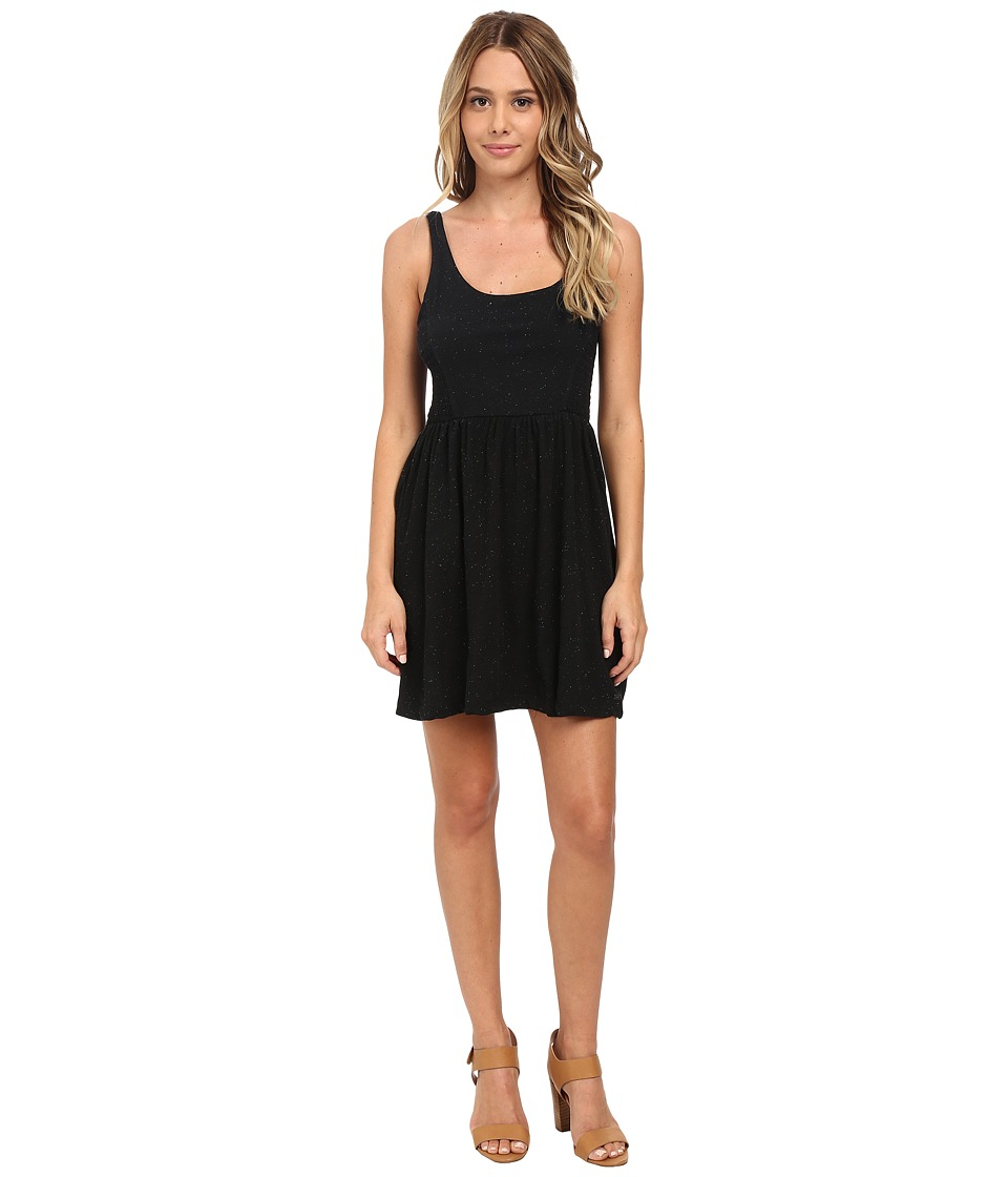 Roxy - Yeah Buoy Dress (True Black) Women's Dress