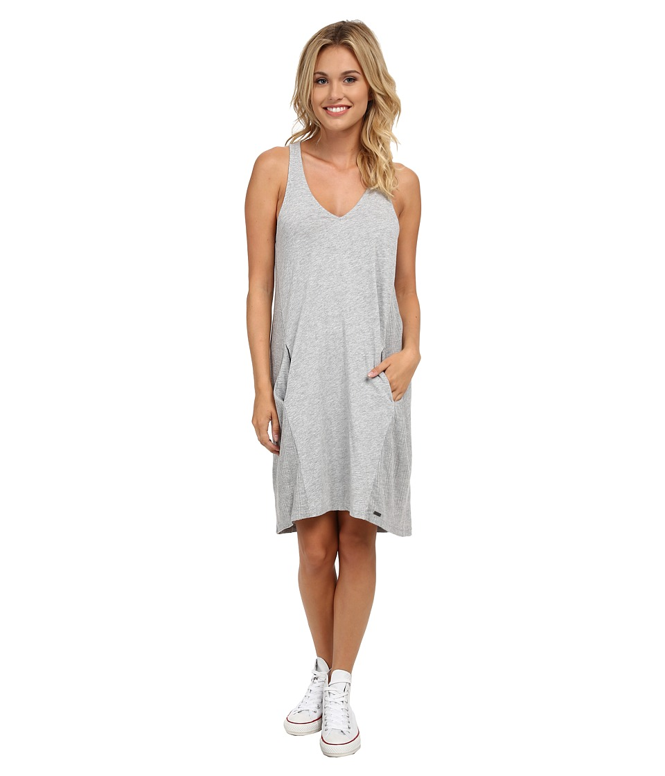 Roxy - Yachta Yachta Dress (Heritage Heather) Women