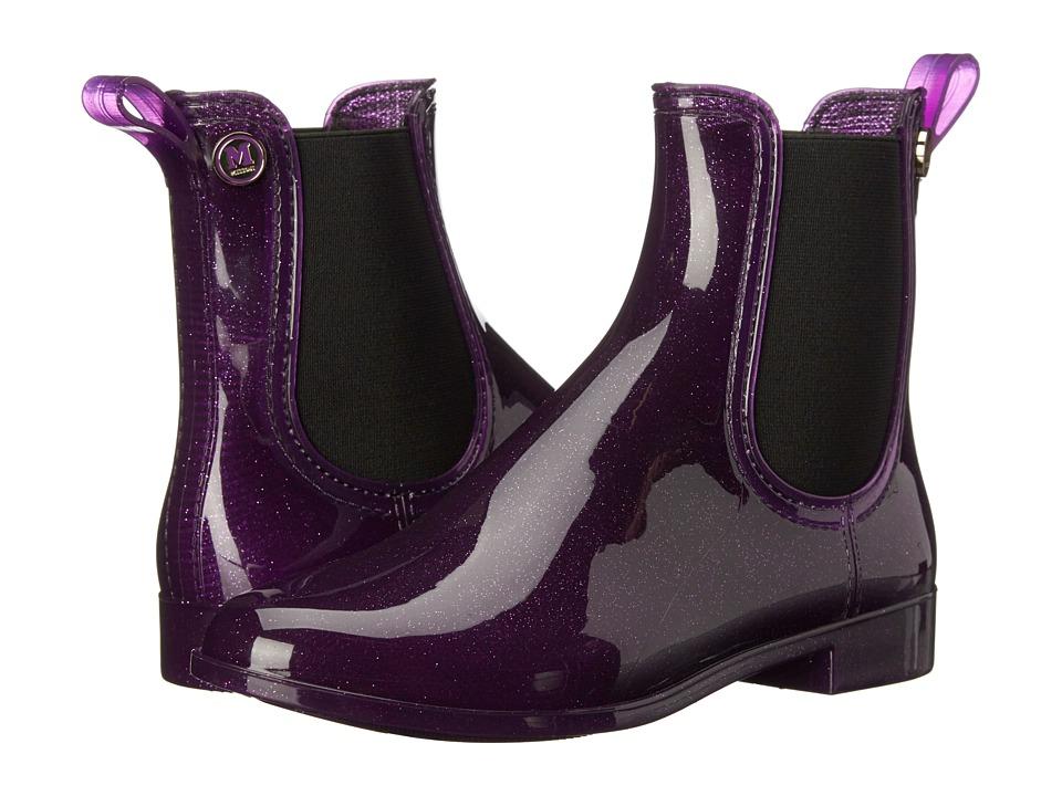 M Missoni - Sparkly Rain Boot (Violet) Women's Rain Boots