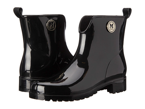 M Missoni - Solid Rain Boot (Black) Women