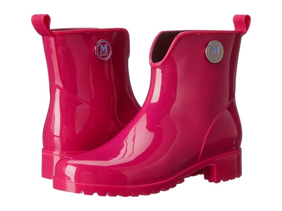 M Missoni - Solid Rain Boot (Fuchsia) Women's Rain Boots