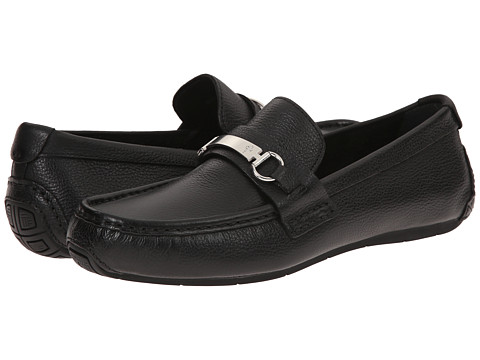 Cole Haan - Somerset Bit II (Black Tumbled) Men