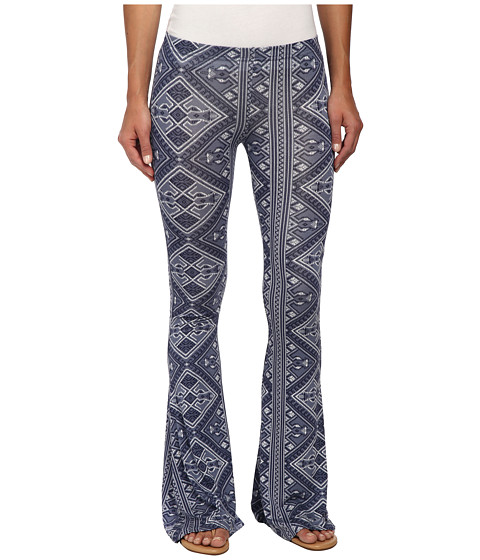 Volcom - Lottie Dah Pants (Vintage Navy) Women
