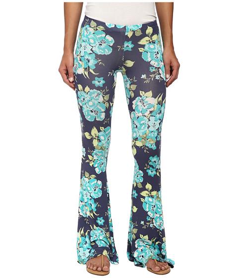 Volcom - Lottie Dah Pants (Blue Drift) Women's Casual Pants