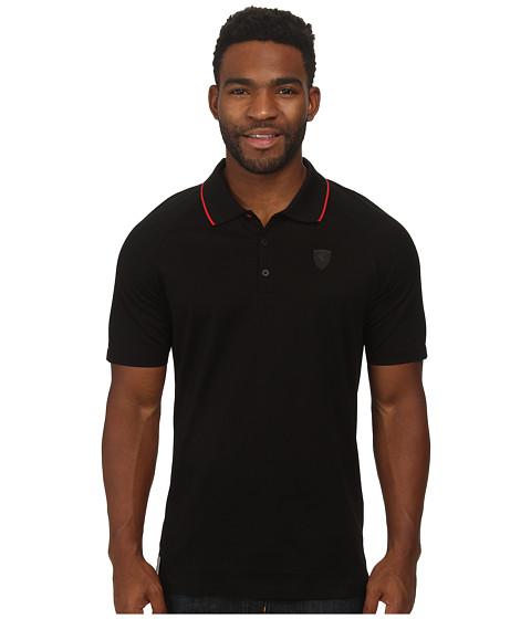 PUMA - SF Premium Polo (Black) Men