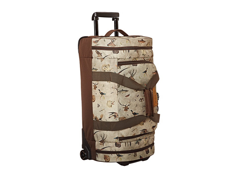 Dakine - Duffel Roller Luggage 58L (Trophy) Luggage